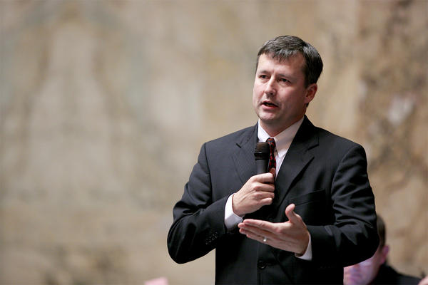 Washington state Rep. Matt Manweller