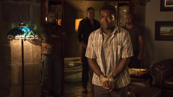 Harold Soyinka (David Oyelowo) finds himself in some unexpected trouble on his business trip to Mexico in <em>Gringo. </em>
