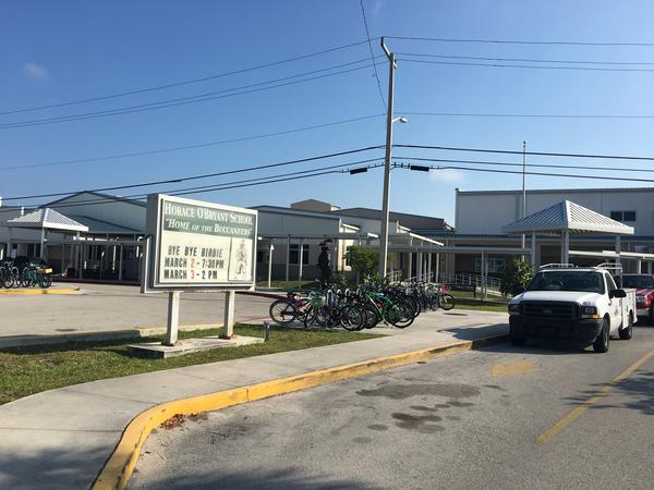 Horace O'Bryant Middle School in Key West