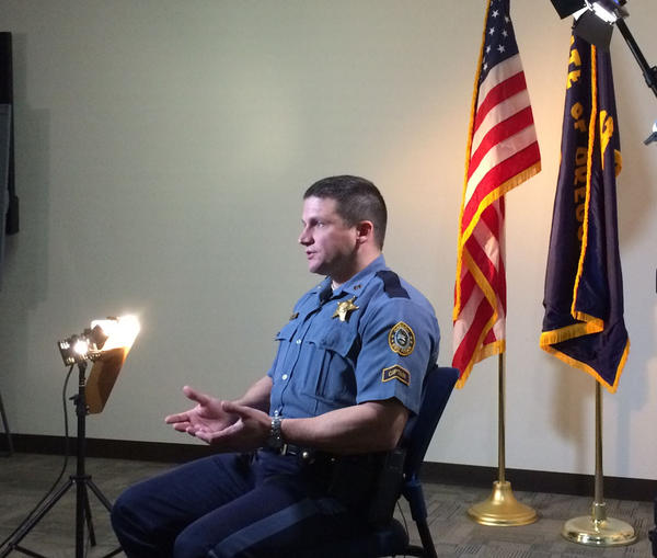 Captain Bill Fugate of the Oregon State Police explains how his department responds when felons, domestic abusers, fugitives and other prohibited gun buyers try to buy a gun and fail a background check.