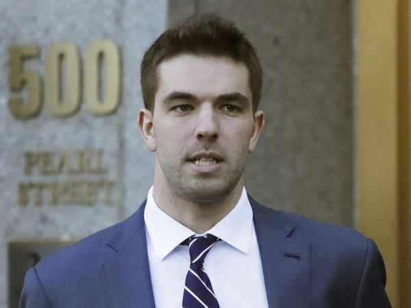Billy McFarland, promoter of the failed Fyre Festival in the Bahamas, pleaded guilty to wire fraud charges in New York.