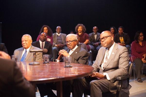 A discussion on 'HBCU Legacy and Leadership' on UNC-TV's 'Black Issues Forum.'