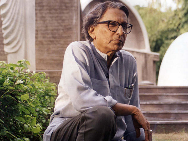 Doshi started studying architecture in 1947, the same year India gained independence.