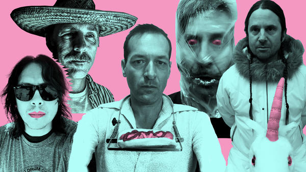 Hot Snakes' <em>Jericho Sirens</em> comes out Mar. 16 on Sub Pop.