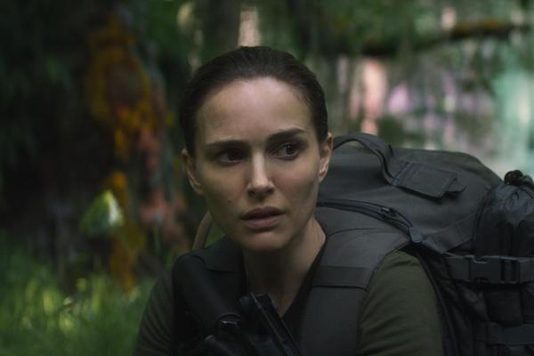 Natalie Portman plays Lena in Alex Garland's <em>Annihilation</em>, a fantasy sci-fi drama based on the novel by Jeff VanderMeer.