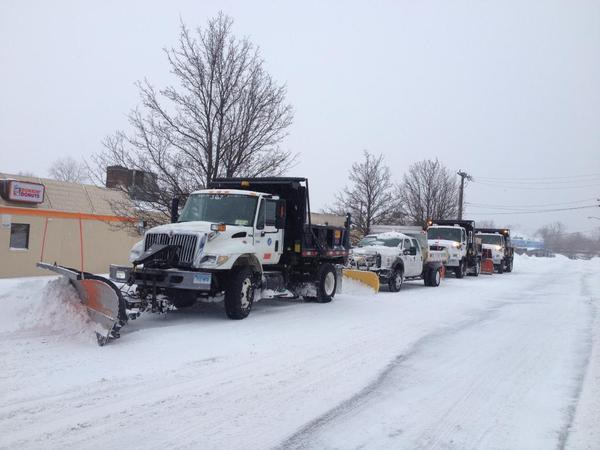 Hartford snow plows (file photo).