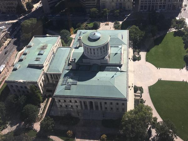 Capitol Square in Columbus