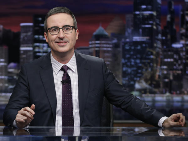 John Oliver's HBO show, <em>Last Week Tonight, </em>returned for its fifth season in February.