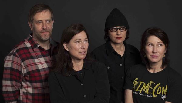 The Breeders' <em>All Nerve — </em>the band's fifth album, and first in 10 years — is out now.