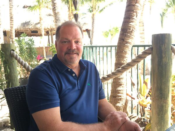 Bob LaCasse, general manager at Cheeca Lodge in Islamorada.