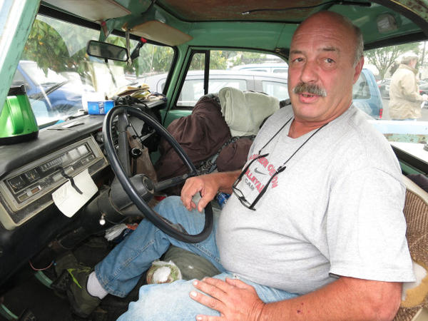 """<p>John lives in his truck and takes heroin to deal with his chronic pain.</p> <p>""""It's a really upsetting story and one thing that's so upsetting about it, is that it's actually quite common,"""" said neurologis Dr. Eve Klein.</p> <p></p>"""