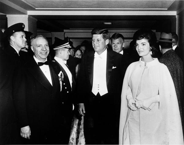 John F. Kennedy Inaugural Ball, January 1961