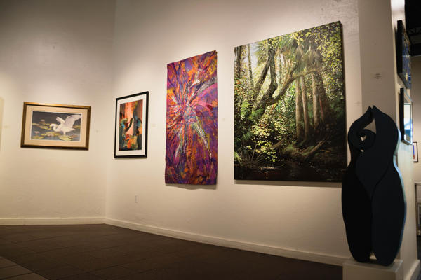 Part of the 32nd All Florida Juried Exhibit at the Alliance for the Arts in Fort Myers