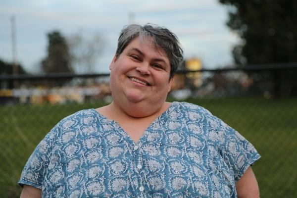 <p>Angie Morrill is the director of Indian Education for Portland Public Schools, which provides a variety of services for Native American students.</p>