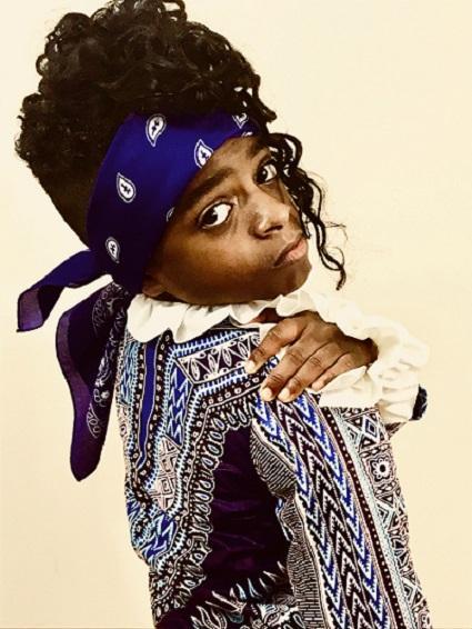 Korey Campbell as Prince.