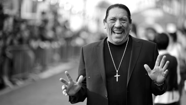Actor Danny Trejo, shown here in 2014, produced the documentary <em>Survivors Guide To Prison,</em> which focuses on injustices within the criminal justice system.