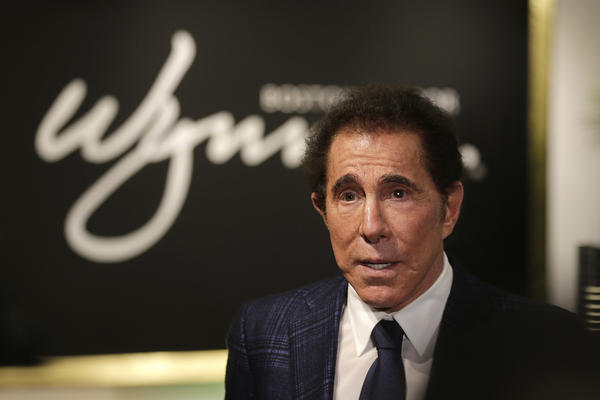 "Casino mogul Steve Wynn has denied the accusations against him and said, ""We find ourselves in a world where people can make allegations, regardless of the truth."""