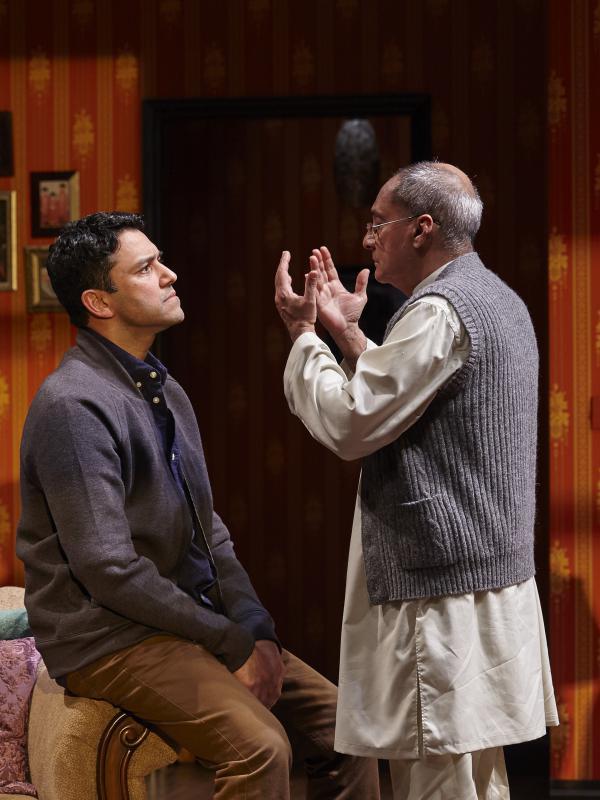 Sanjit De Silva and Ranjit Chowdhry