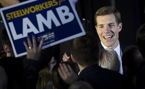 Democrat Conor Lamb appears to have won the special election in Pennsylvania's 18th Congressional District, based on a review of the vote by public radio station WESA.