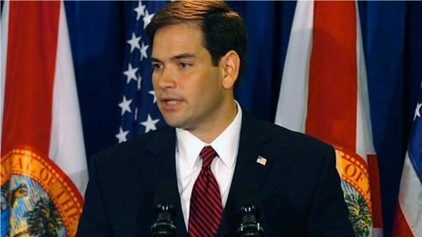 U.S. Senator Marco Rubio, R-Fla.