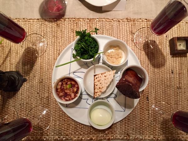 How do gentiles celebrate passover