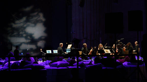 Max Richter's <em>Sleep</em> performed at SXSW.