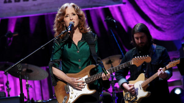 On this episode of World Cafe, we discuss Bonnie Raitt's 1989 release <em>Nick of Time.</em>