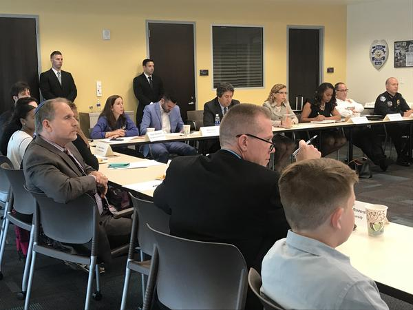 Local reverends, Rabbis, Moms Demand Action, The League of Women Voters, and Broward County government officials are just some of the groups that make up the round table panel.