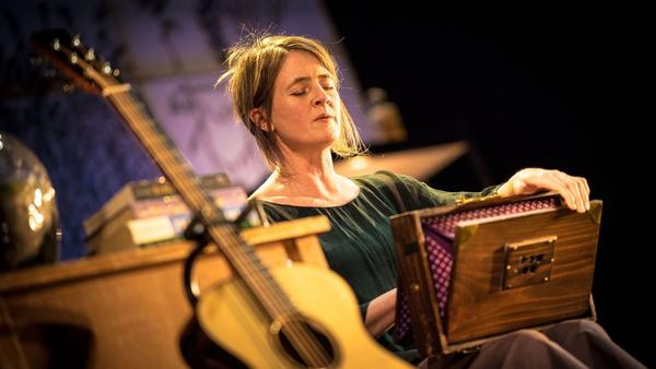 This week's episode features music by Karine Polwart.