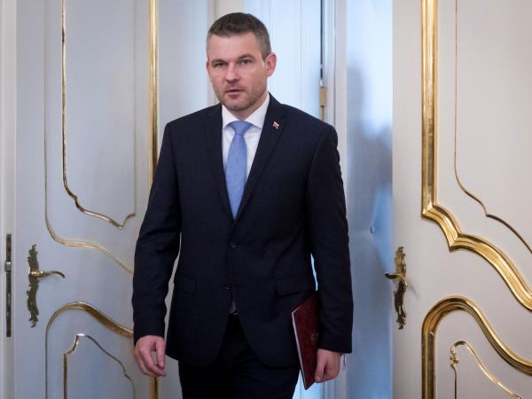 Slovak prime minister-designate Peter Pellegrini is scrambling to form a new government.
