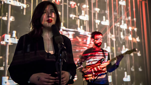 Lucy Dacus performs a South X Lullaby.