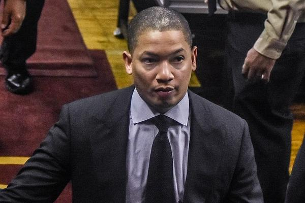 Cavs coach Tyronn Lue, 40, has stepped away from the team for now to deal with health issues