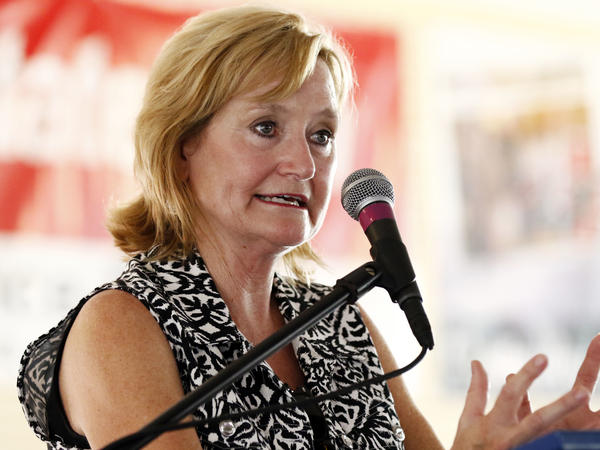 State Commissioner of Agriculture and Commerce Cindy Hyde-Smith has been appointed Mississippi's junior senator by Gov. Phil Bryant.