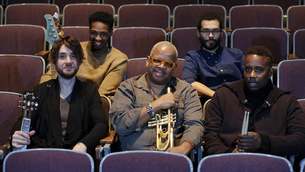 Terence Blanchard's new album with the E-Collective, <em>LIVE</em>, comes out April 20.