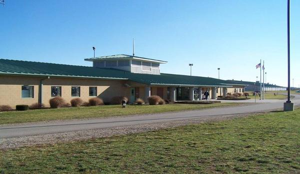 ERDCC (Eastern Reception, Diagnostic and Correctional Center) near Bonne Terre, where executions are carried out in Missouri.