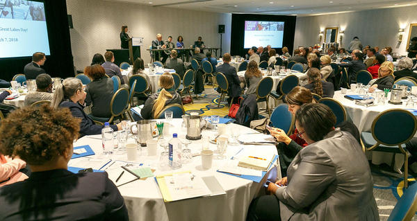 Environmental groups meet in D.C. during Great Lakes Day 2018