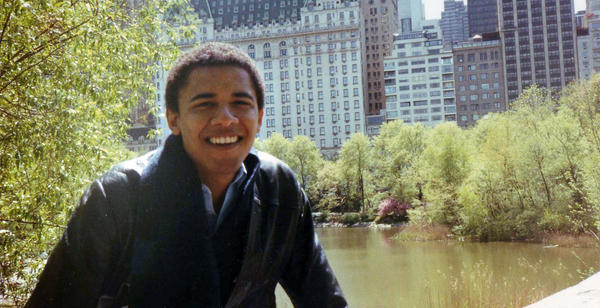 "A new biography of President Obama provides a rare glimpse of him as a young adult. In <em>Barack Obama: The Story</em>, journalist David Maraniss<em></em> chronicles the president's ""classic search for home."""