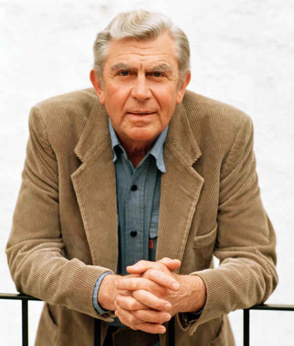 Born in North Carolina, actor and comedian Andy Griffith was known for playing the wise, gentle Southern patriarch, both in the 1960s sitcom <em>The <em><em>Andy Griffith Show</em></em></em> and the 1980s-'90s legal drama <em><em>Matlock.</em></em><em><em></em></em>