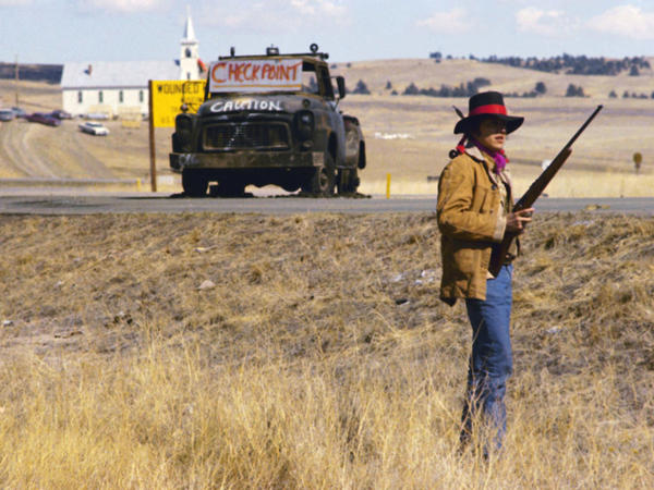In 1973, members of the American Indian Movement occupied the town of Wounded Knee, S.D., on the Pine Ridge Indian Reservation. They were protesting the murder of an Oglala Lakota man and the failed impeachment of a tribal president that AIM members accused of corruption. The protests escalated into a deadly standoff that lasted 71 days.