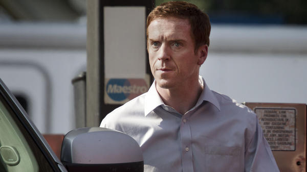 Damian Lewis as Nicholas Brody in Showtime's <em>Homeland.</em>