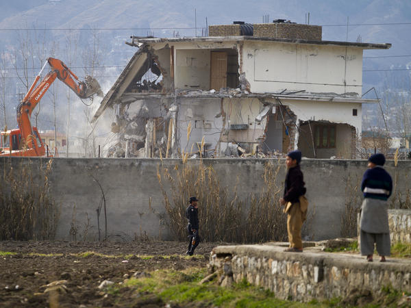 The compound where Osama bin Laden spent his final years was torn down in 2012, about a year after he was killed. Pakistani developers say it's time to move past those events and they are planning an amusement park and an outdoor activity center on the other side of Abbottabad.