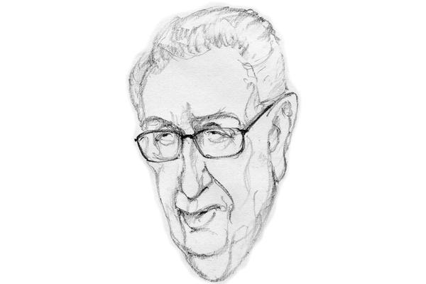 Henry Kissinger, former U.S. secretary of state