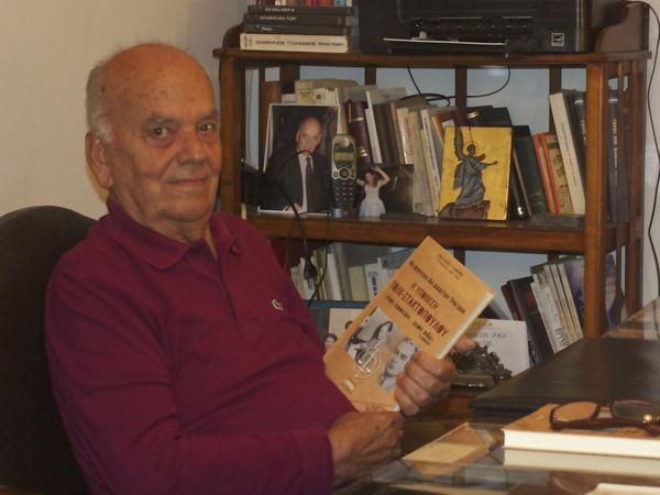 """The Greek justice system failed miserably in the Polk case,"" says retired prosecutor Athanasios Kafiris.<em> </em>"