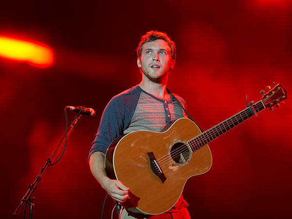 """<em>American </em><em>Idol</em> winner Phillip Phillips, whose song, """"Gone, Gone, Gone,"""" went to No. 24 on the <em>Billboard </em>Hot 100. Each time it's played in public, the song's writers get a royalty, which is tracked and collected by ASCAP. Bigger hits usually translate into bigger checks."""
