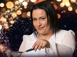 Microbiologist Nof Atamna-Ismaeel took the top prize in the fourth season of Israeli reality cooking show <em>Master Chef</em>.