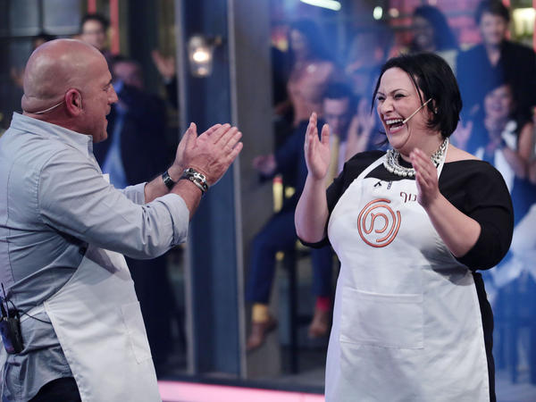 Nof Atamna-Ismaeel is the first Arab Israeli to win the top prize on Israel's Master Chef. The show just wrapped it's fourth season.