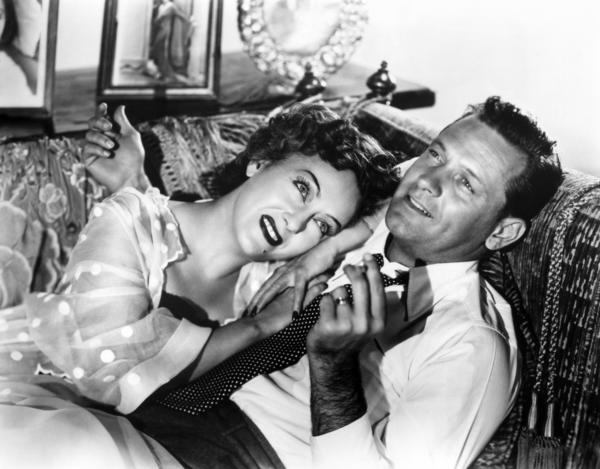The 1950 film <em>Sunset Boulevard, </em>starring Gloria Swanson and William Holden, is one of the 54 movies Kenneth Turan says should not be missed.