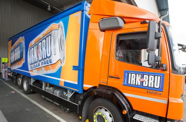 Irn Bru is a hugely popular Scottish soda that may even outsell Coca-Cola in Scotland. It also symbolizes local pride in a place that will vote on whether to break away from the United Kingdom next month.