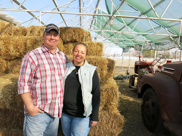 Jason and Natalie Condon own Isabelle Farm, an organic operation in Lafayette, Colo. If organic checkoff funding moves forward, the Condons could have to pay more than $1,000 per year for it.