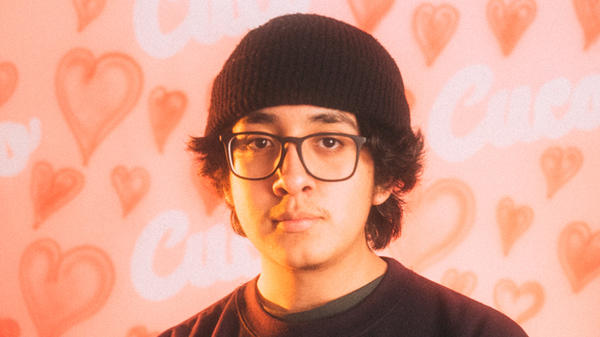 Cuco's music has reached far beyond his bedroom studio thanks to an explosion of interest on Twitter and other social platforms.